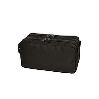 Necessaire TRAVEL - Polyester 600d, PVC-FreiMiniMoney-Funktion